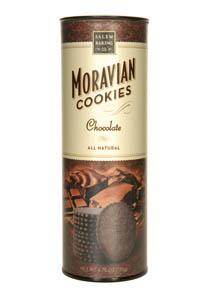 Moravian Chocolate Cookies