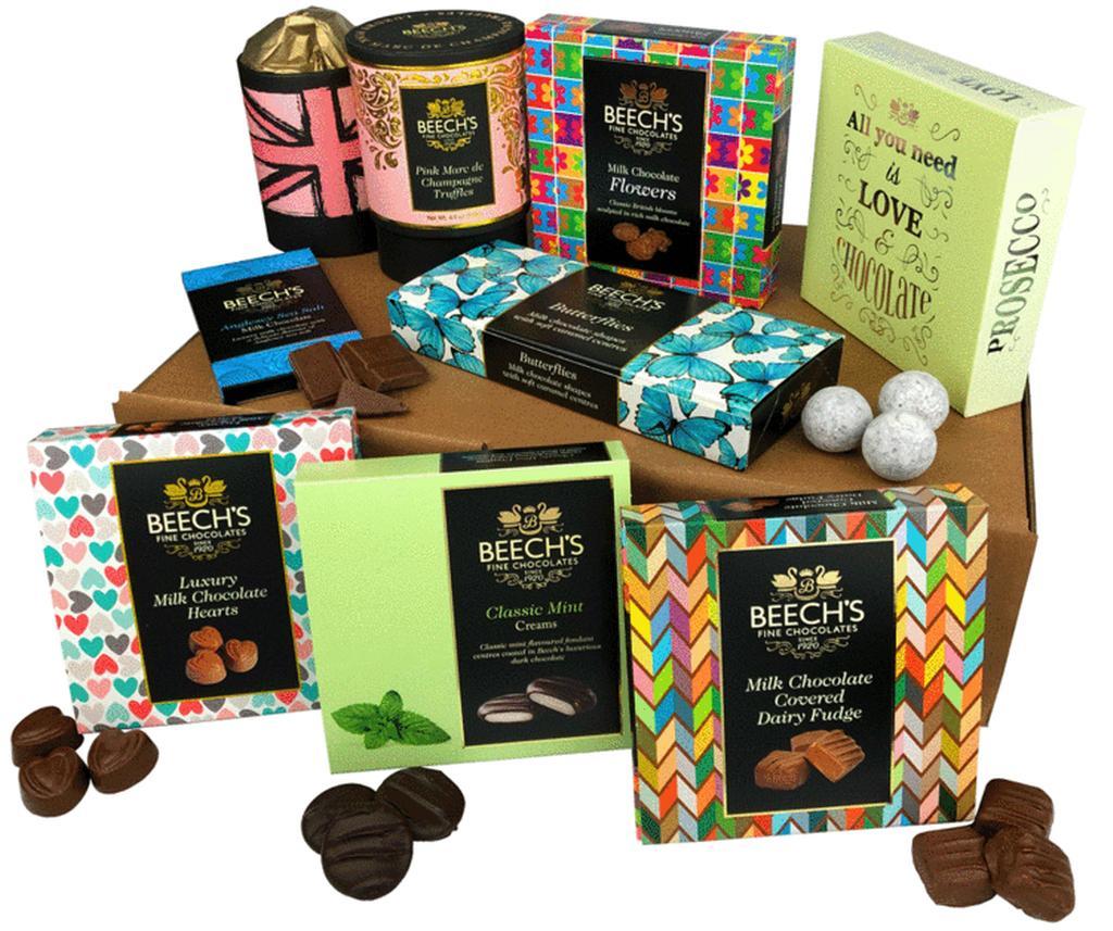 Beech's Fine Chocolates Chocolate Club