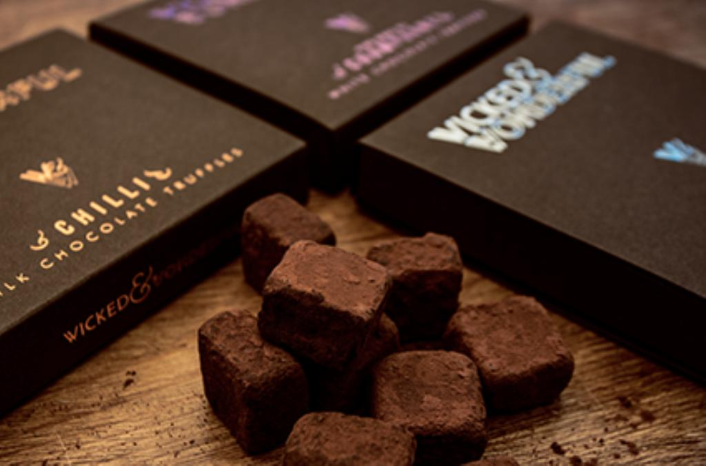 Benjamin Chocolatier Truffle Club