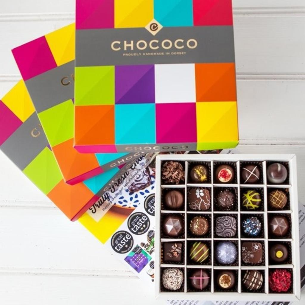 Chococo Subscription Chocolate Club
