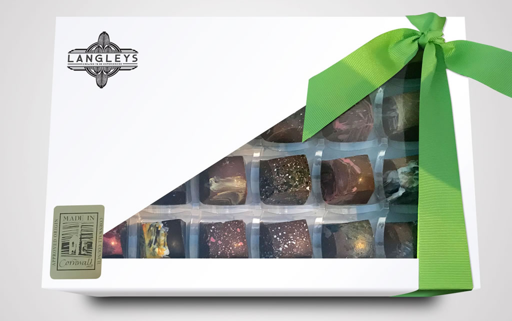 Langleys Rocky Road Scrumptious Selection Box Subscription