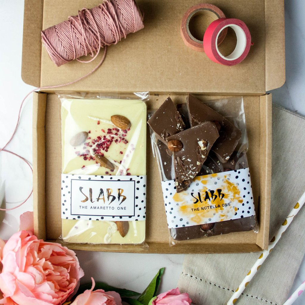 Slabb Couples Monthly Chocolate Subscription Box