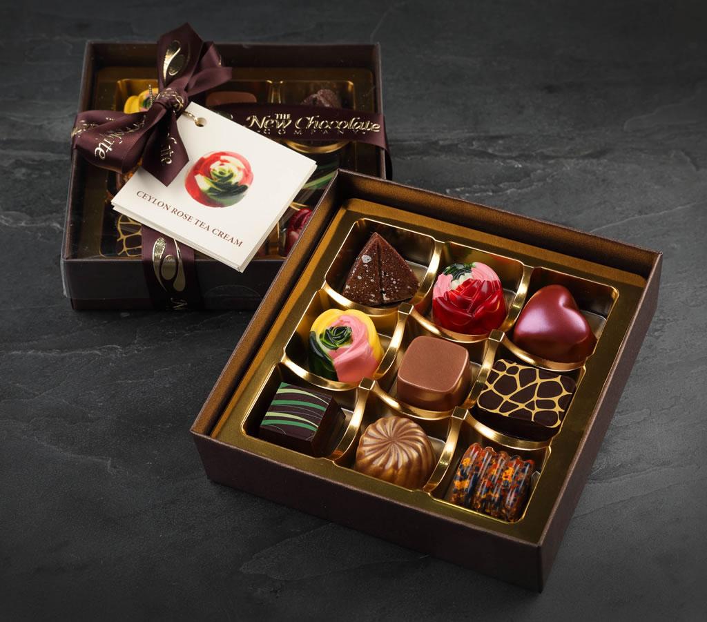 The New Chocolate Company Chocology Club