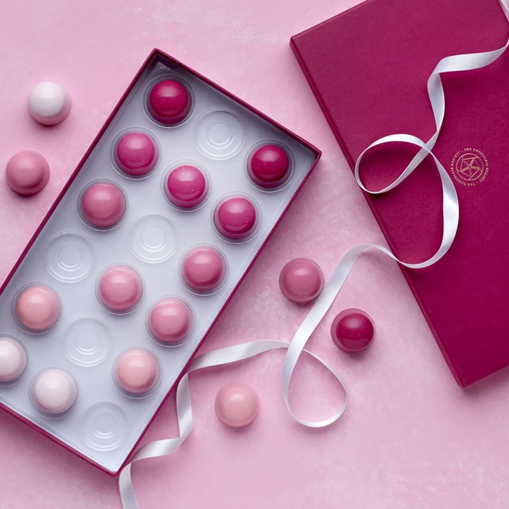 The Chocolate Society Box Of The Month