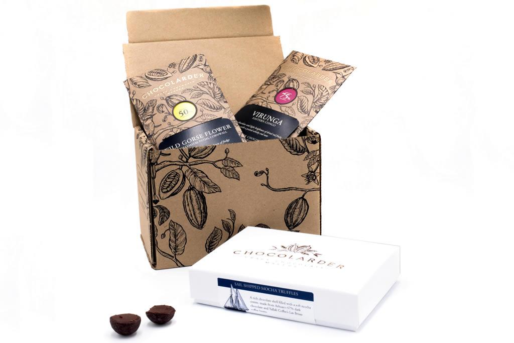 Chocolarder Monthly Seasonal Box