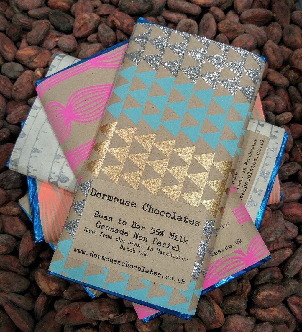 Dormouse Chocolates Bean to Door Club