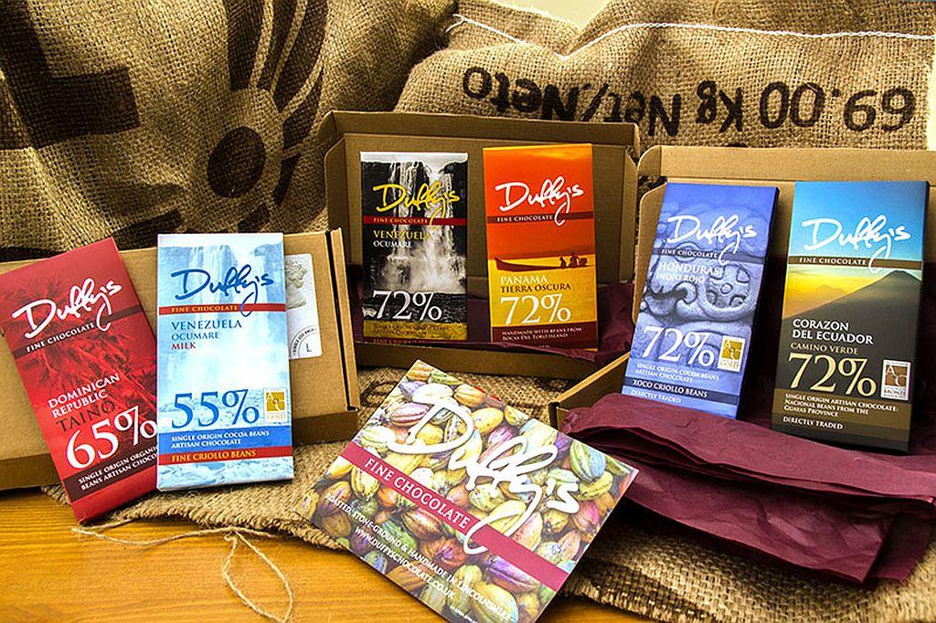 Duffy's Single Origin Chocolate Subscription