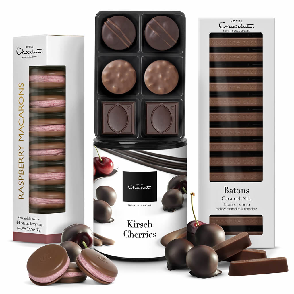 Hotel Chocolat Everything Curated Collection