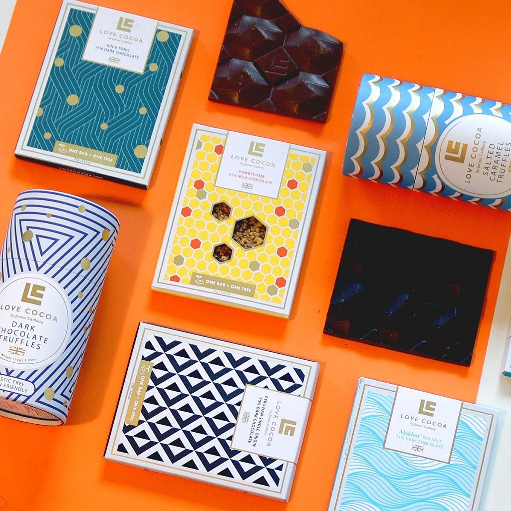 Love Cocoa Monthly Chocolate Subscription Box