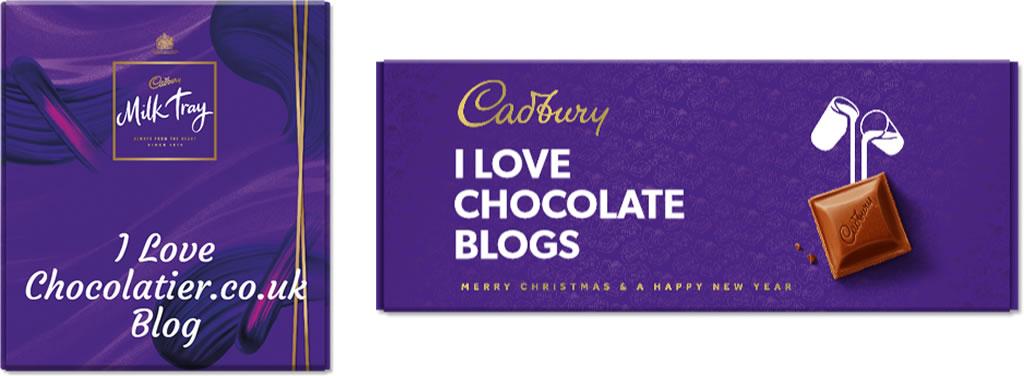 Personalised Cadbury Dairy Milk / Milk Tray Sleeves