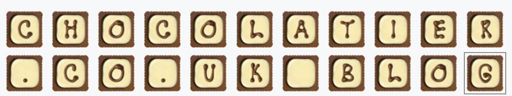 Thorntons Personalised Alphabet Truffles